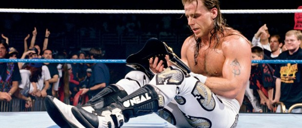 Shawn Michaels Wrestlemania