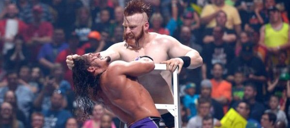 Sheamus Money In The Bank