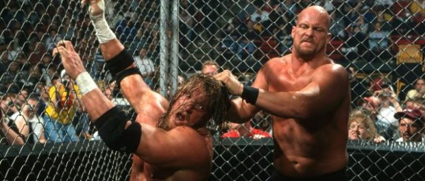 Steve Austin Hell In A Cell