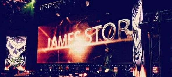 James Storm contract