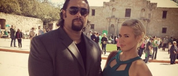 Lana Rusev engaged