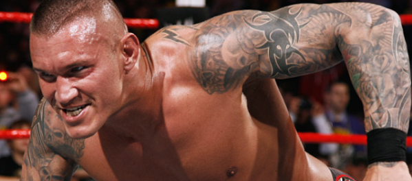 Randy Orton shoulder
