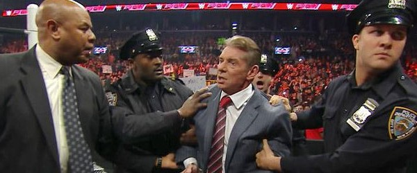 Vince McMahon NYPD