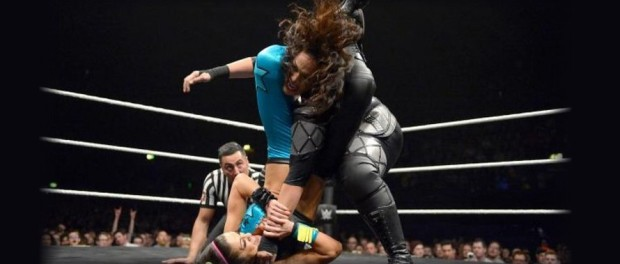 Bayley NXT UK Tour