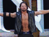AJ Styles back injury