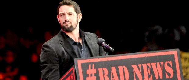 Wade Barrett leaving WWE