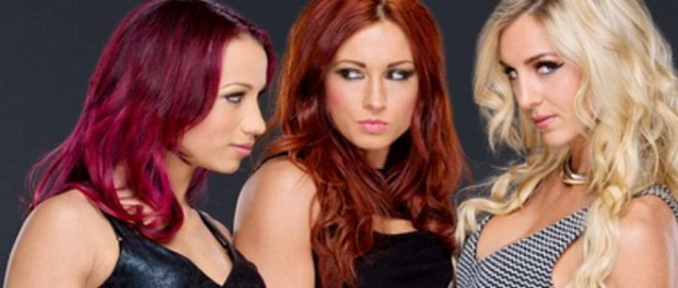 Wrestlemania Diva's Triple Threat
