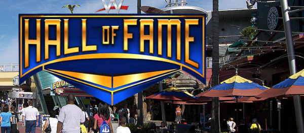 Physical WWE Hall of Fame