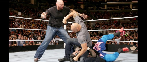 Gallows Anderson RAW