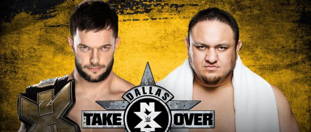 NXT Takeover Dallas