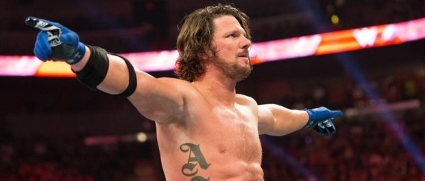 AJ Styles injured