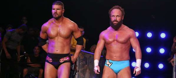 Bobby Roode Eric Young