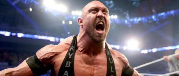 Ryback WWE pay