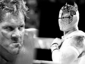 Sin Cara Chris Jericho