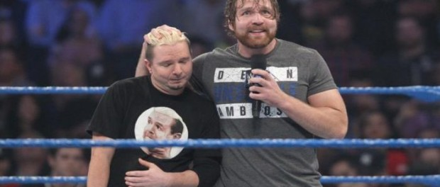 James Ellsworth WWE contract