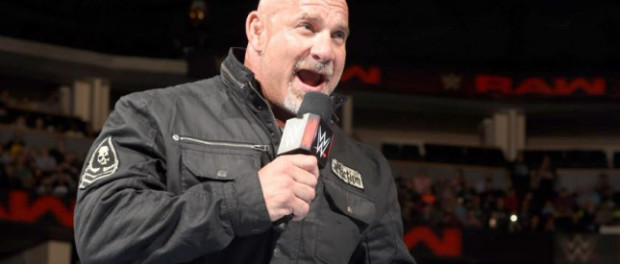 Goldberg RAW promo