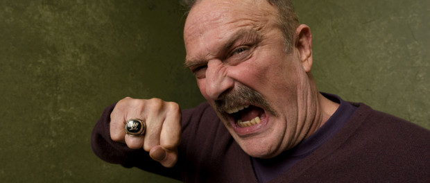 Jake Roberts Hall of Fame ring