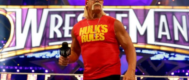 Hulk Hogan Wrestlemania 33