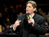 William Regal NXT championship belts