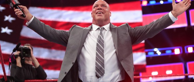Kurt Angle RAW GM