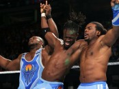 Kofi Kingston injured