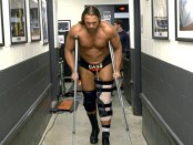 Big Cass knee injury