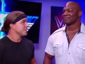 Shelton Benjamin Chad Gable