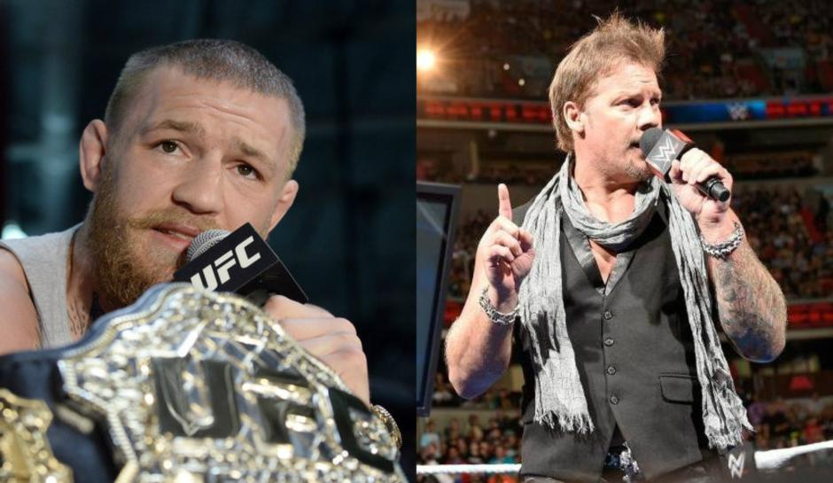 Jericho on Conor McGregor in the WWE